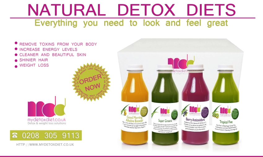 Best Natural Detox Cleanse For Weight Loss